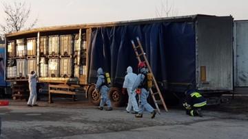 700 tys. litrów odpadów na prywatnej posesji w Żorach