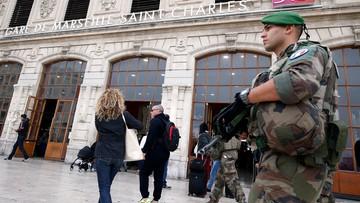Zatrzymano cztery osoby w związku z atakiem nożownika z Marsylii