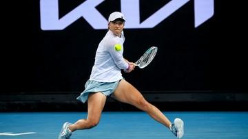 Australian Open: Świątek - Halep. Relacja na żywo