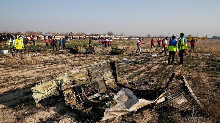 Nowe informacje ws. zestrzelenia ukraińskiego boeinga w Iranie