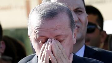 Erdogan: niezwłocznie przywrócić karę śmierci