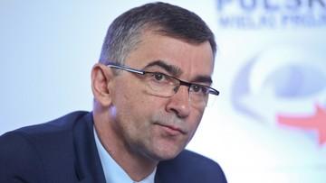 """Sprawa Przyłębskiego nie trafi do sądu, mimo że """"bezspornie doszło do podpisania zobowiązania do współpracy z SB"""""""