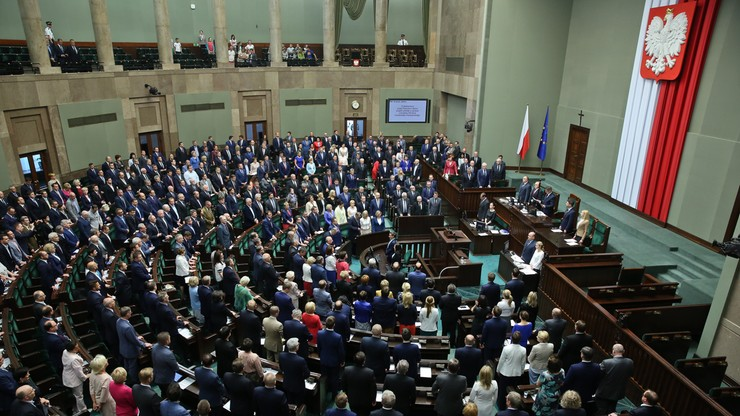 Sejm za klauzulą obejścia prawa podatkowego