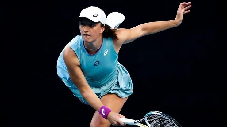 Ranking WTA: Iga Świątek nadal w czołówce