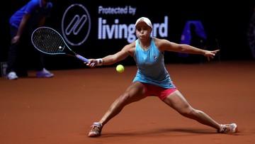 WTA w Stuttgarcie: Triumf Barty