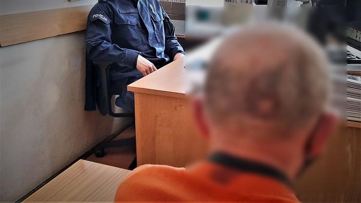 Nie miał maseczki, uderzył policjanta. Zarzuty dla mieszkańca Tczewa