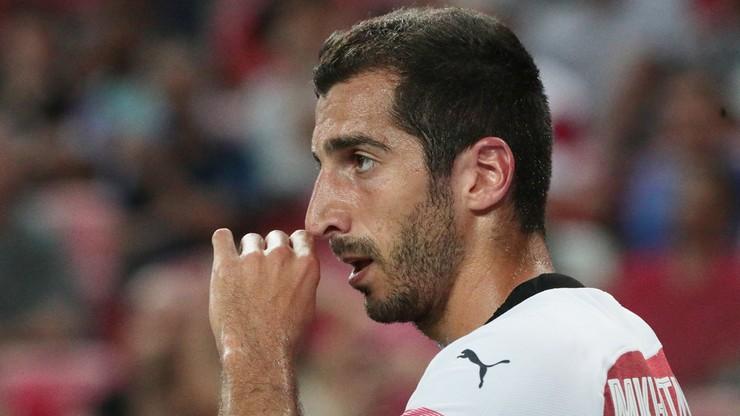 Liga Europy: Polityka wygrała ze sportem. Mkhitaryan zostaje w Londynie