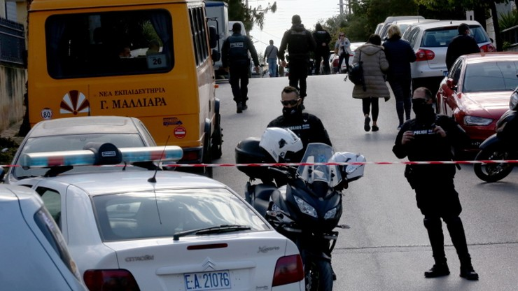 Szok w Grecji. Dziennikarz zastrzelony przed własnym domem