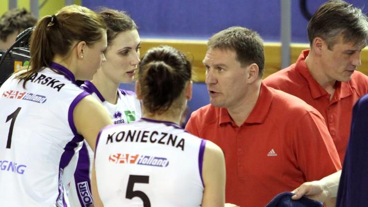Tauron Liga: Enea PTPS Piła – zmiana trenera w ostatniej chwili