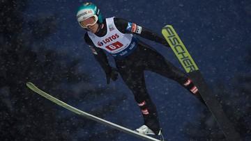 Austriacki skoczek narciarski przeszedł operację kręgosłupa