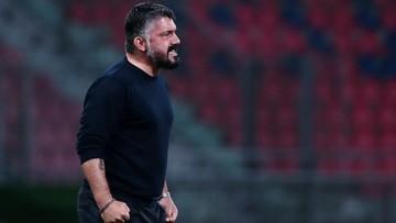 Serie A: Gattuso jest wściekły. Za jego plecami prezes kusił innego trenera