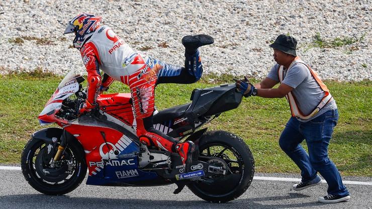 MotoGP: Wyścigi w Tajlandii przełożone na 4 października