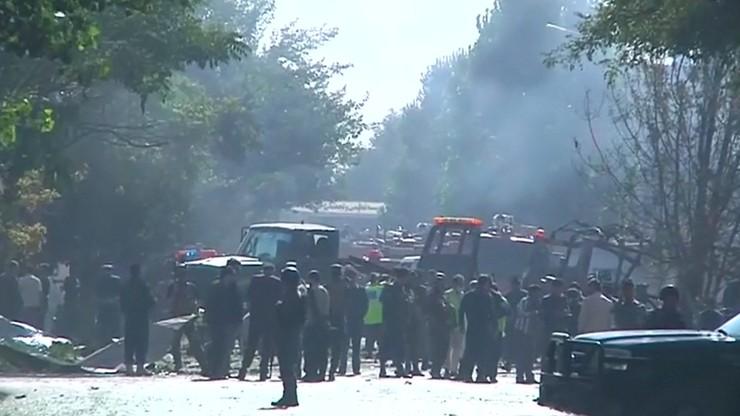 Zamach terrorystyczny w Kabulu. Rośnie bilans ofiar