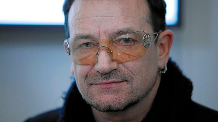 Bono śpiewa dla Włochów walczących z koronawirusem