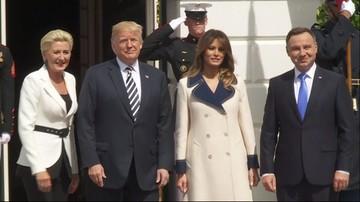 Biały Dom: Donald Trump spotka się z prezydentem Andrzejem Dudą 12 czerwca
