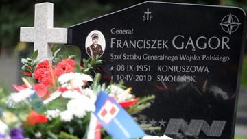 Ekshumowano 29. ofiarę katastrofy smoleńskiej