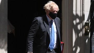 """Były doradca atakuje Borisa Johnsona. """"Kłamał w sprawie pandemii"""""""