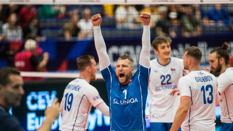 ME siatkarzy 2021: Czechy - Słowenia. Relacja i wynik na żywo - Polsat Sport