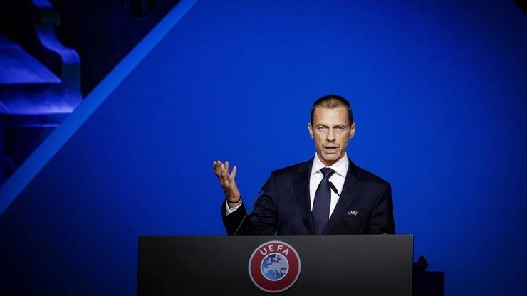 Co z EURO 2020? Szef UEFA zabrał głos
