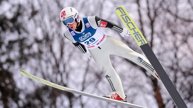 Anders Fannemel i Daniel Andre Tande w reprezentacji Norwegii na sezon olimpijski