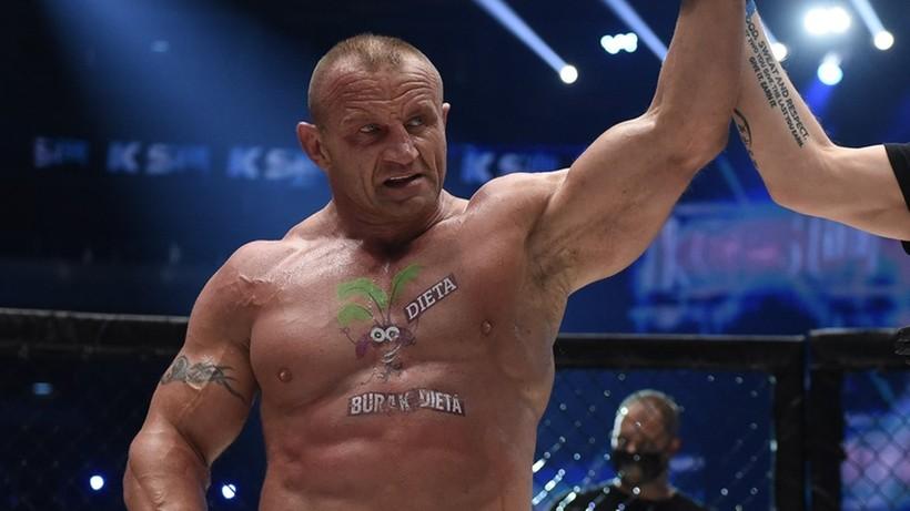"""Walka Pudzianowski - Bjornsson coraz bliżej. """"Negocjacje trwają"""""""