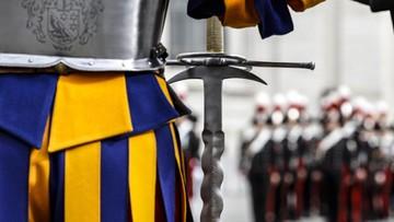 Watykan: 55 mln franków ma kosztować przebudowa koszar Gwardii Szwajcarskiej