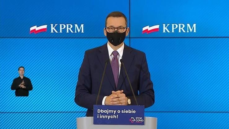 """""""Państwo polskie ratuje przedsiębiorców"""". 35 mld zł w Tarczy Finansowej 2.0"""