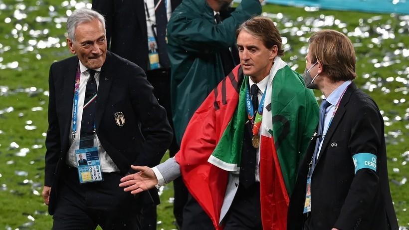 """Włoskie media po finale Euro: """"Trzy Lwy"""" zostały poskromione.  Zamieniliśmy je w kociaki"""