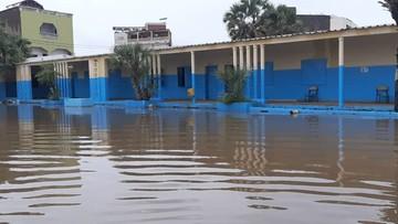 W afrykańskim kraju w jeden dzień spadło tyle deszczu, ile zwykle przez dwa lata