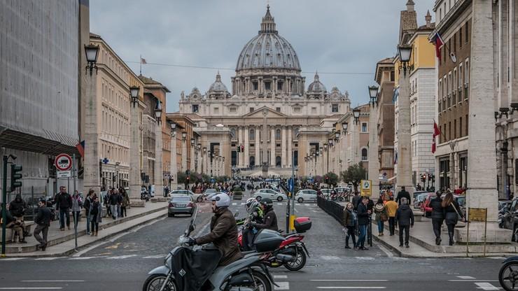 Pierwszy przypadek koronawirusa w Watykanie