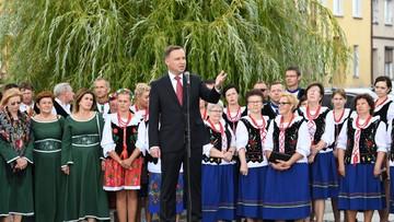 Prezydent: ambicją obecnej władzy było skierowanie głównej uwagi na Polskę lokalną