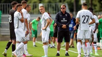 Górnik przegrał z przedstawicielem Fortuna 1 Ligi. Zabrzanie czekają na Podolskiego