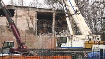 Zamrożą ocalałe z pożaru dokumenty. Rozbiórka archiwum miejskiego w Krakowie