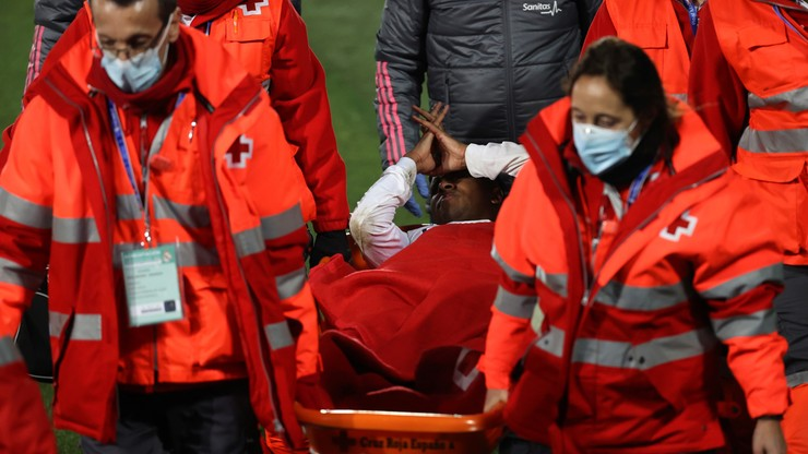 Skrzydłowy Realu Madryt wyłączony z gry na 3 miesiące