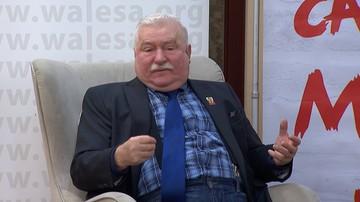 """""""Nas było dziesięć milionów, a ich jest pięćset tysięcy"""" - Lech Wałęsa"""