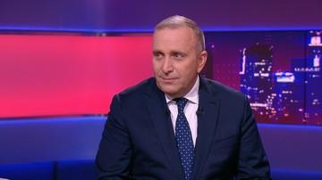 """Komisja ds. VAT """"młotem na opozycję"""", a zatrzymanie Podleśnej """"haniebne"""".  Schetyna w Polsat News"""