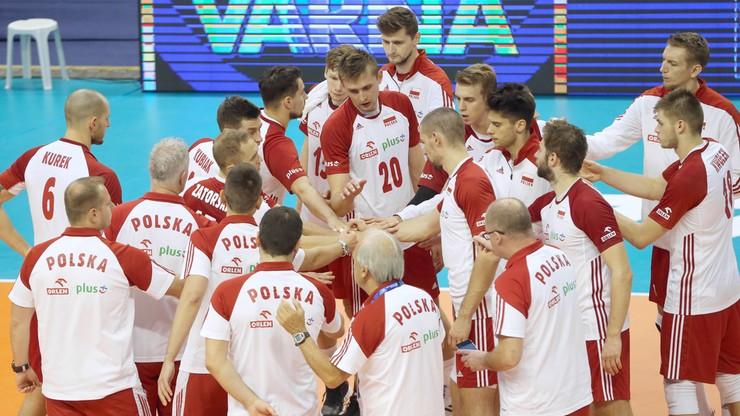 Terminarz meczów reprezentacji Polski siatkarzy w 2019 roku