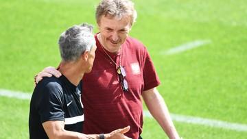 Boniek: Wymiana trenera i zatrudnienie Sousy nie było błędem