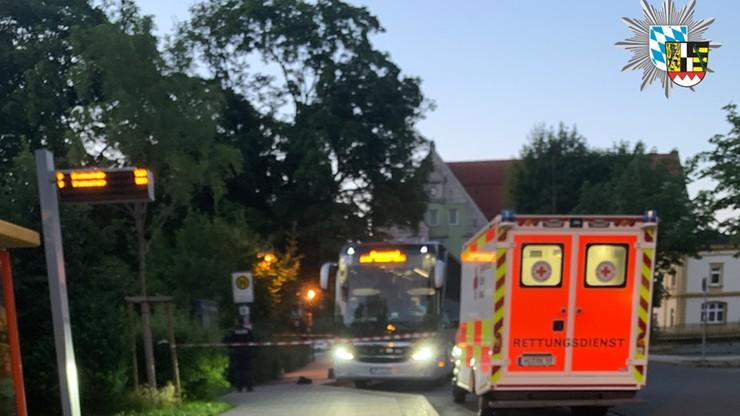 Niemcy: polski kierowca autobusu zginął z rąk nożownika