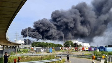 Wybuch w Leverkusen. Jedna osoba nie żyje, 16 jest rannych