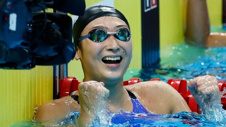 Pierwszy start Rikako Ikee od czasu zdiagnozowania białaczki