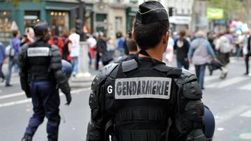 Starcia z manifestantami w Paryżu podczas ewakuacji migrantów