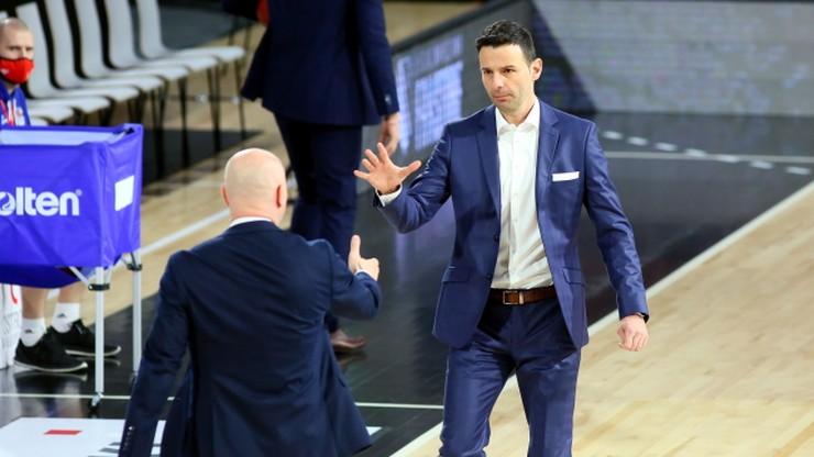 EBL: Igor Milicić miał pretensje do swojej drużyny... po wygranym meczu
