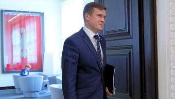 Minister sportu będzie kandydował na stanowisko szefa Światowej Agencji Antydopingowej