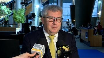"""Każdy europoseł miał otrzymać 1600 mejli broniących Czarneckiego. """"Członkowie PE tracą mnóstwo czasu przez Pańską kampanię"""""""