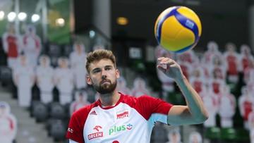 Bartosz Bednorz najlepszym siatkarzem sezonu reprezentacyjnego
