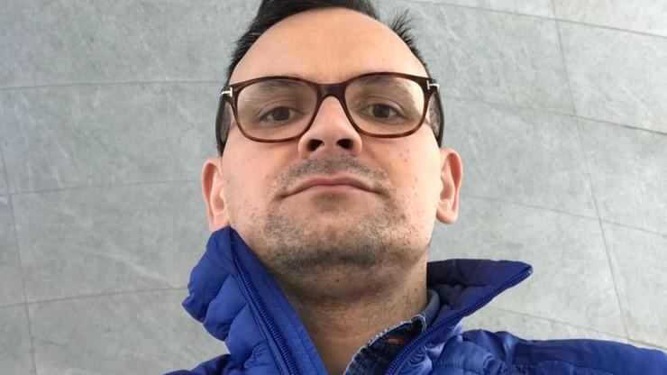 """Marcin Anaszewicz zrezygnował z funkcji wiceprezesa Wiosny. """"Z przyczyn osobistych"""""""