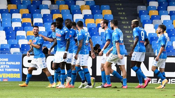 Liga Europy: SSC Napoli - AZ Alkmaar. Transmisja w Polsacie Sport Premium 3