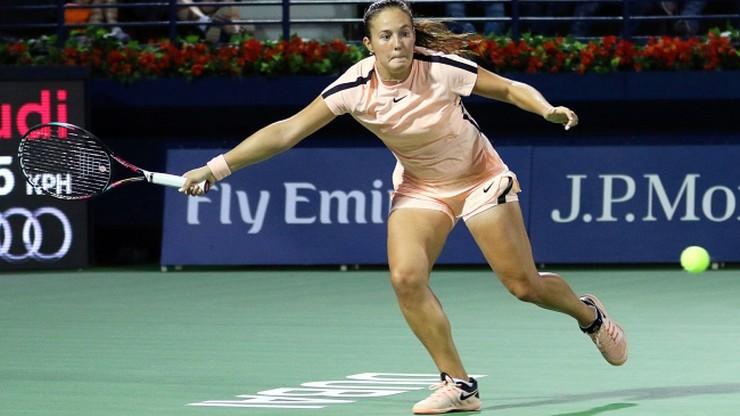 WTA w Dubaju : Kasatkina i Switolina w finale