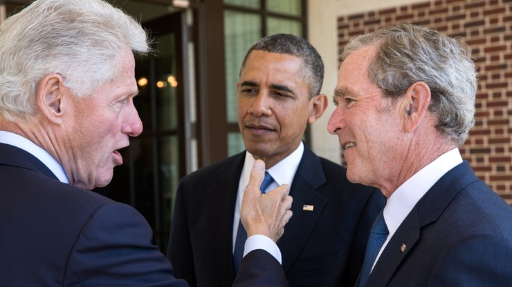 Zamieszki w USA. Byli prezydenci zabrali głos